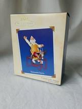 Hallmark Keepsake Ornament - Toymaker Santa 2003 - $21.78