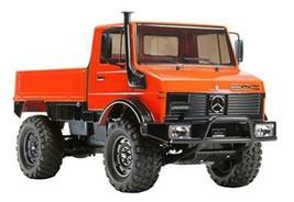 Tamiya 1/10 Mercedes-Benz Unimog 425 Truck CC-01 Kit - $4.446,51 MXN