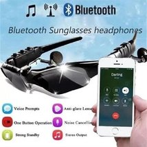 CN Wireless Bluetooth Headset Sports Running Motorcycle Sunglasses - $35.00