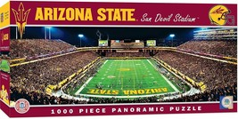 MasterPieces Arizona State Sun Devils 1000pc Panoramic NCAA Jigsaw Puzzle - $27.96