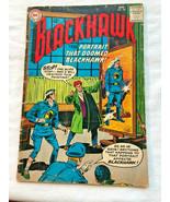 Blackhawk 187 Comic DC Silver Age Good Minus Condition - $4.99