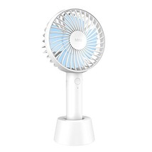 Mini fan powerful USB Fan MINI Fan Desk Fan Small Fan Portable Desk Fan ... - $22.78
