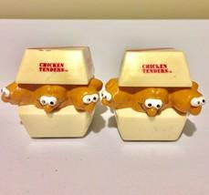 Vintage Burger King Chicken Tenders Kids Meal Toy - $2.97