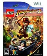 Lego Indiana Jones 2: The Adventure Continues - Nintendo Wii [video game] - $14.53