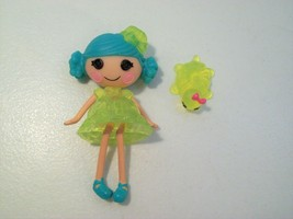 LALALOOPSY JELLY JIGGLE WIGGLE MINI DOLL FIGURE WITH PET TURTLE - $19.55