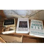 Allan Bloom & Harold Bloom Collection (3 titles) - $43.99