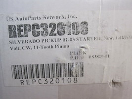 US Autoparts Network REPC320108 Starter New image 2