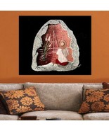 3D Style Acrylic Painting Little Boy Gone Fishin - $14.95