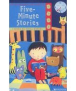 The Kingfisher Treasury of Five-Minute Stories (Kingfisher Treasury of S... - $15.48