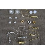 <NEW 500Pc.U.S QUALITY>WHOLESALE-Assorted FINDINGS JEWELRY Repair KITS~US  - $11.19
