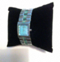 Paris Hilton Silver/Turquoise Watch - $225.95