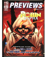 Previews #313 October 2014 - $6.49