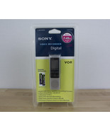 NEW Sony ICD-B120 (16 MB, 7.5 Hours) Handheld Digital Voice Recorder NOS - $39.19