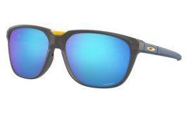 Oakley ANORAK Sunglasses OO9420-0559 Matte Dark Grey W/ PRIZM Sapphire ... - £78.38 GBP