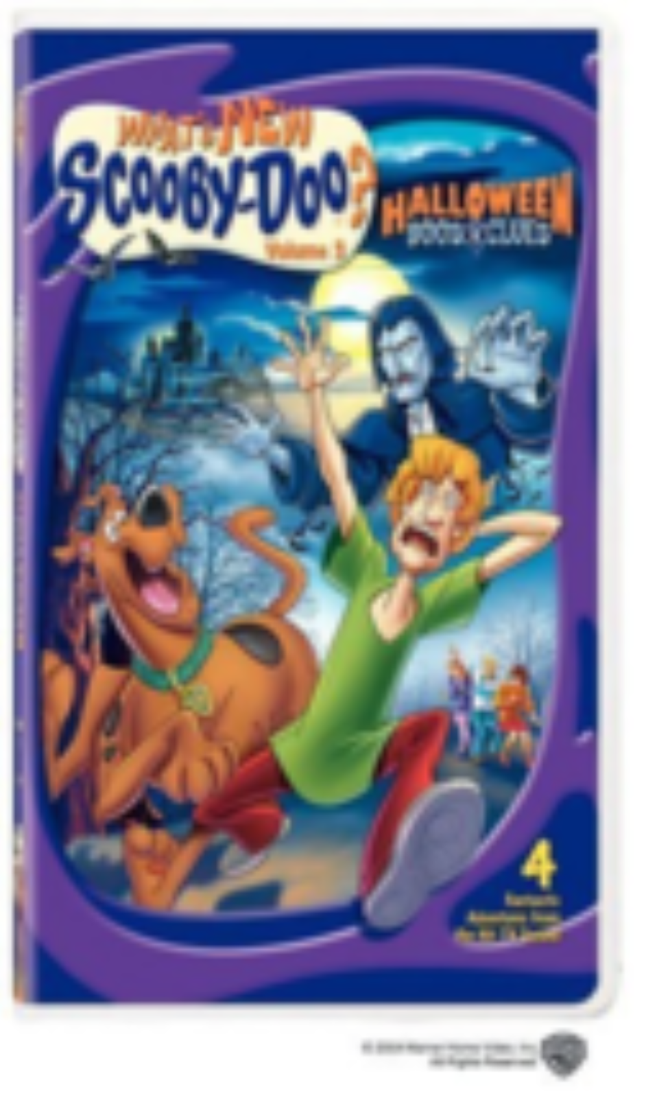What's New Scooby-Doo, Vol. 3 - Halloween Boos and Clues Vhs