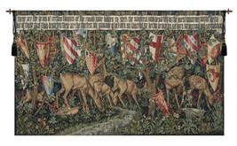 Verdure with Reindeer Belgian Wall Tapestry - £1,088.59 GBP