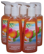 5  Bath & Body Works Deep Cleansing Hand Soap  Mango Paradise - $29.99