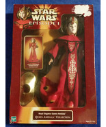 """Star Wars Episode 1 Royal Elegance 12"""" inch Queen Amidala Collection - $20.85"""