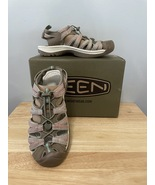 Keen Whisper Taupe/Coral Womens - $45.00