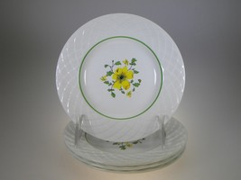 Enoch Wedgwood Jacqueline Bread & Butter Plates Set of 4 - $17.77