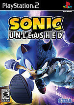 Sonic Unleashed - PlayStation 2 Video Game [Used Good PS2] - $15.22