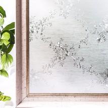 CottonColors Flower Decoration Window TINT Film Home - $28.95