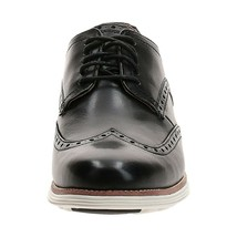 Cole Haan Men Leather Black Ivory Original Grand Shortwing Oxford Shoe S... - $69.29