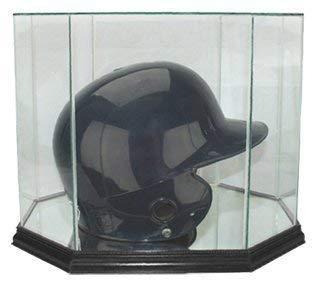Perfect Cases Batting Helmet Octagon Display Cases
