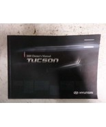 TUCSON    2009 Owners Manual 214065 - $24.75