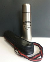 USS Midway Thermos Bottle and Carry Case - $17.32