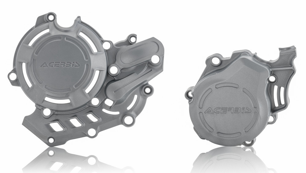 Acerbis Clutch & Ignition Cover Husqvarna FE FC 450 KTM 450 SXF EXCF SX-F 16-20 - $57.95
