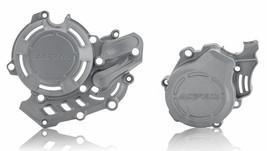 Acerbis Clutch & Ignition Cover Husqvarna FE FC 450 KTM 450 SXF EXCF SX-... - $57.95