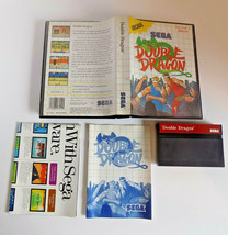 Double Dragon complete good shape Sega Master System - $22.95