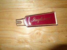 INGLENOOK BURGUNDY WINE BAR TAP,TAPPER TAP KNOB,COLLECTIBLE ADVERTISING TAP - $21.71