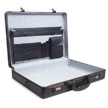 Briefcase  Attache Case Aluminum Metal File Document Men Man Woman Bag L... - $162.35