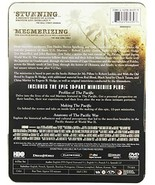 The Pacific DVD 2010 6-Disc Set Metal Tin WWII War Military Action Marines - $22.67