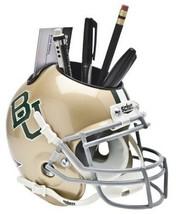 Baylor Bears NCAA Football Schutt Mini Helmet Desk Caddy - $21.95