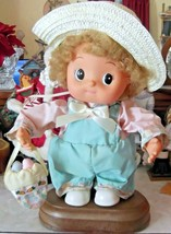 "Telco Vintage Easter Animated Musical Doll 12"" 1994  - $18.49"