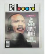 Billboard Magazine Newspaper Volume 101 No 49 December 9 1989 Quincy Jones - $43.53
