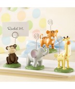 inch Born To Be Wild inch  Animal Place Card/Photo Holder - Assorted (S... - $11.99