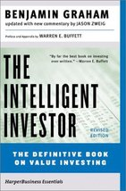 Intelligent Investor: A Book of Practical Counsel [Jul 01, 2003] Benjami... - $14.87