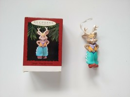 Hallmark Keepsake Jumpalong Jackalope 1994 - $1.97