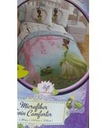 Disney Princess and the Frog Tiana Twin/Single Size Comforter  - $44.55