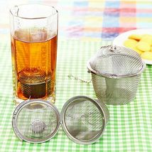 Arshen Tea Infusers Chained Lid Stainless Steel Mesh Ball Filter Strainer Tools image 3
