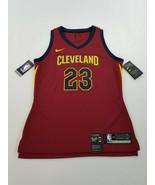 new Nike women shirt jersey James 23 jersey NBA basketball Cavs M MSRP - $46.87