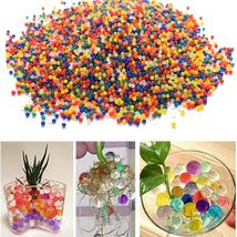 10000 pcs Soft Crystal Water Nerf Gun Bullet Kids Toy Pistol Paintball G... - $8.97