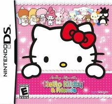 Loving Life with Hello Kitty & Friends - Nintendo DS - $30.39
