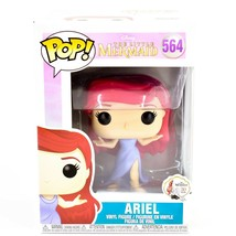 Funko Pop! Disney Little Mermaid Ariel w Purple Dress Vinyl Figure #564