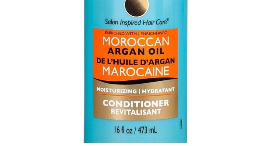 Argan Oil From Morocco Moisturizing Conditioner