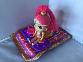Fisher Price Shimmer and Shine Magic Flying Carpet Motorized w/ Sound To... - $9.89